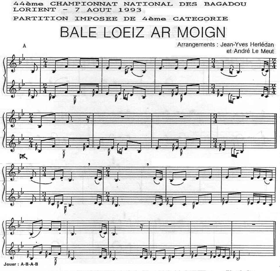 Bale Loeiz ar Moign