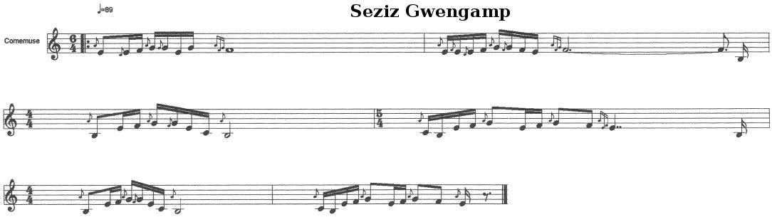 Seziz Gwengamp