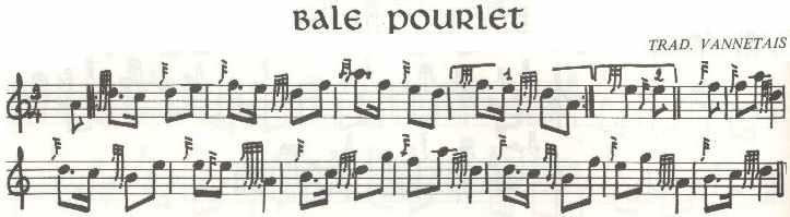 Bale Pourlet