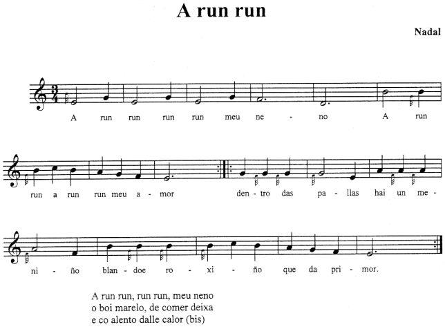 A run run