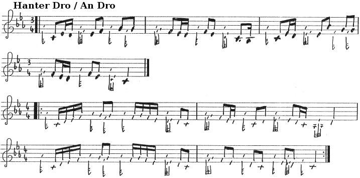 Hanter Dro / An Dro