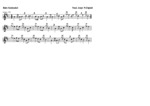 Bale Kadoudal (notation écossaise) - 1