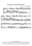 Danse suédoise traditionnelle, partie 1, n°3 - 1