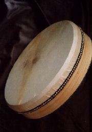 Photo bodhrán irlandais