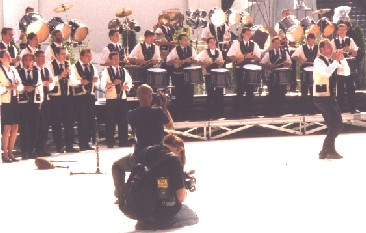 Photo Kerlenn Pondi au Festival Interceltique de Lorient 2000