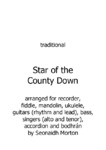 Star of the County Down - 1