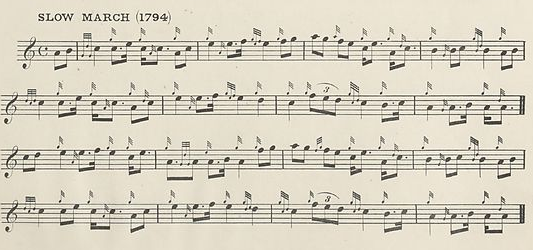 Slow March (1794)