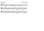 Bale Kadoudal (notation bretonne) - 1