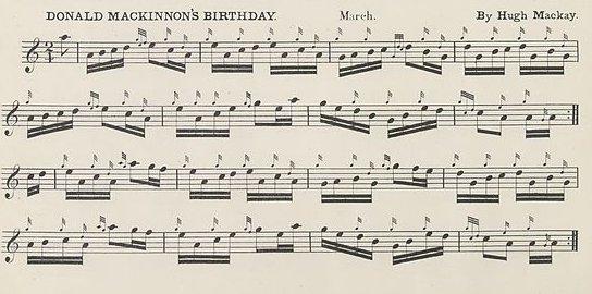 Donald MacKinnon's Birthday