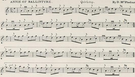 Annie of Ballintyre