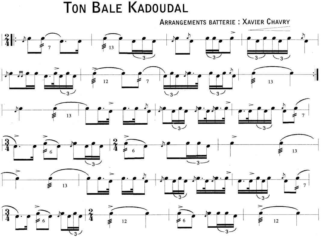 Ton Bale Kadoudal